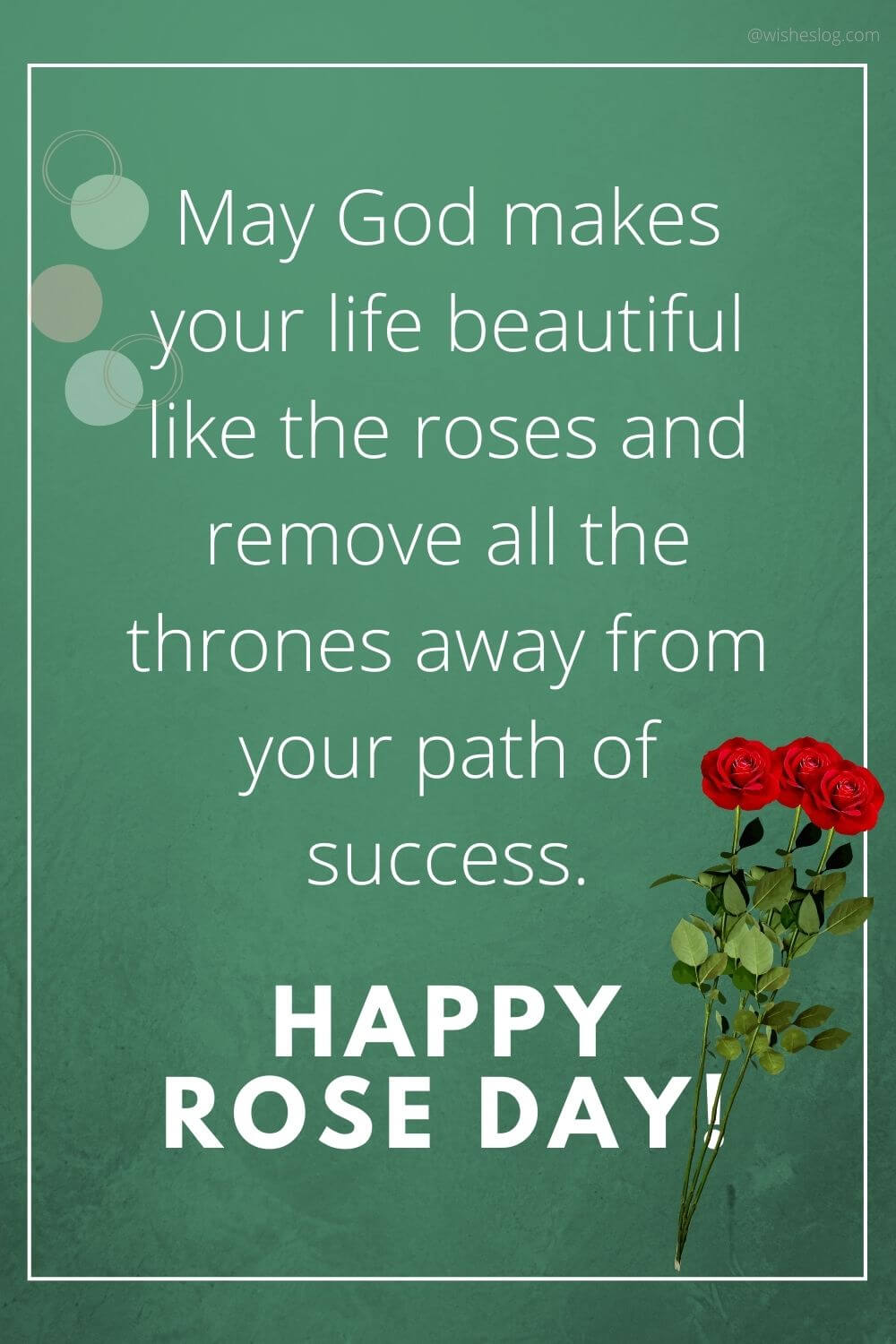 happy rose day wishes to friends