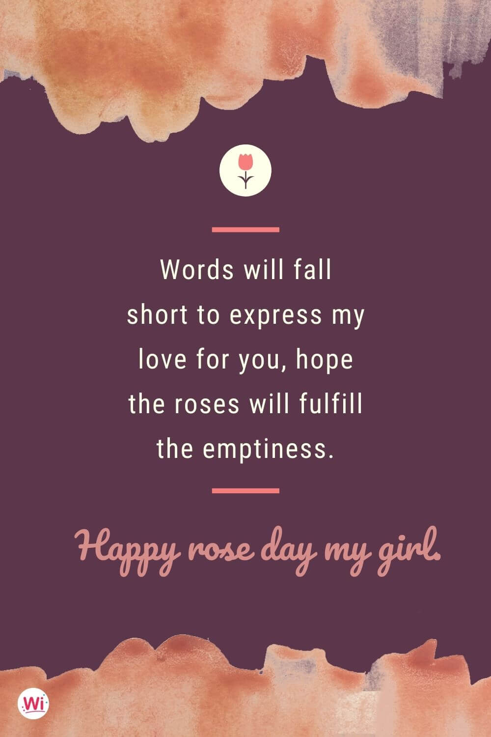 best rose day quotes for gf