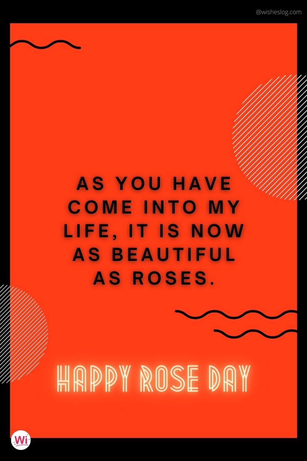 rose day messages for gf