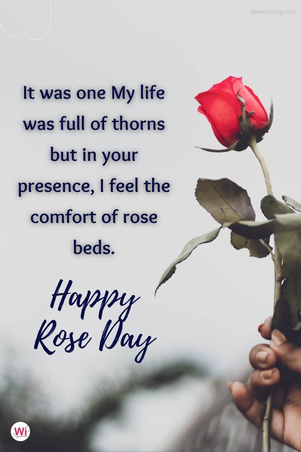 rose day messages for boyfriend in english