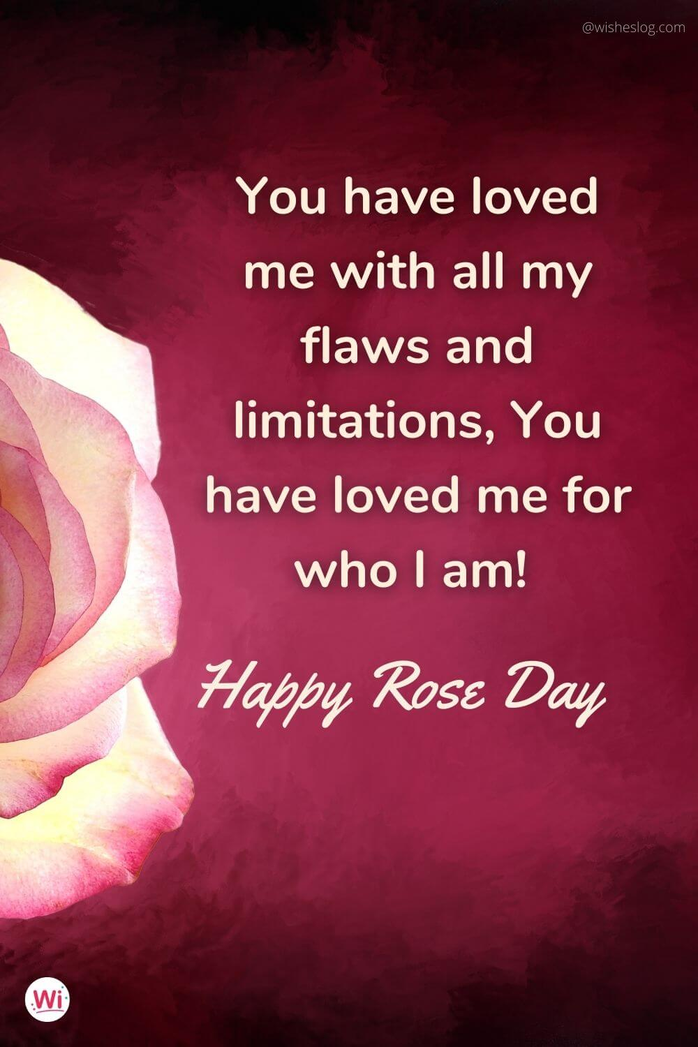 wishes for rose day for boyfriend