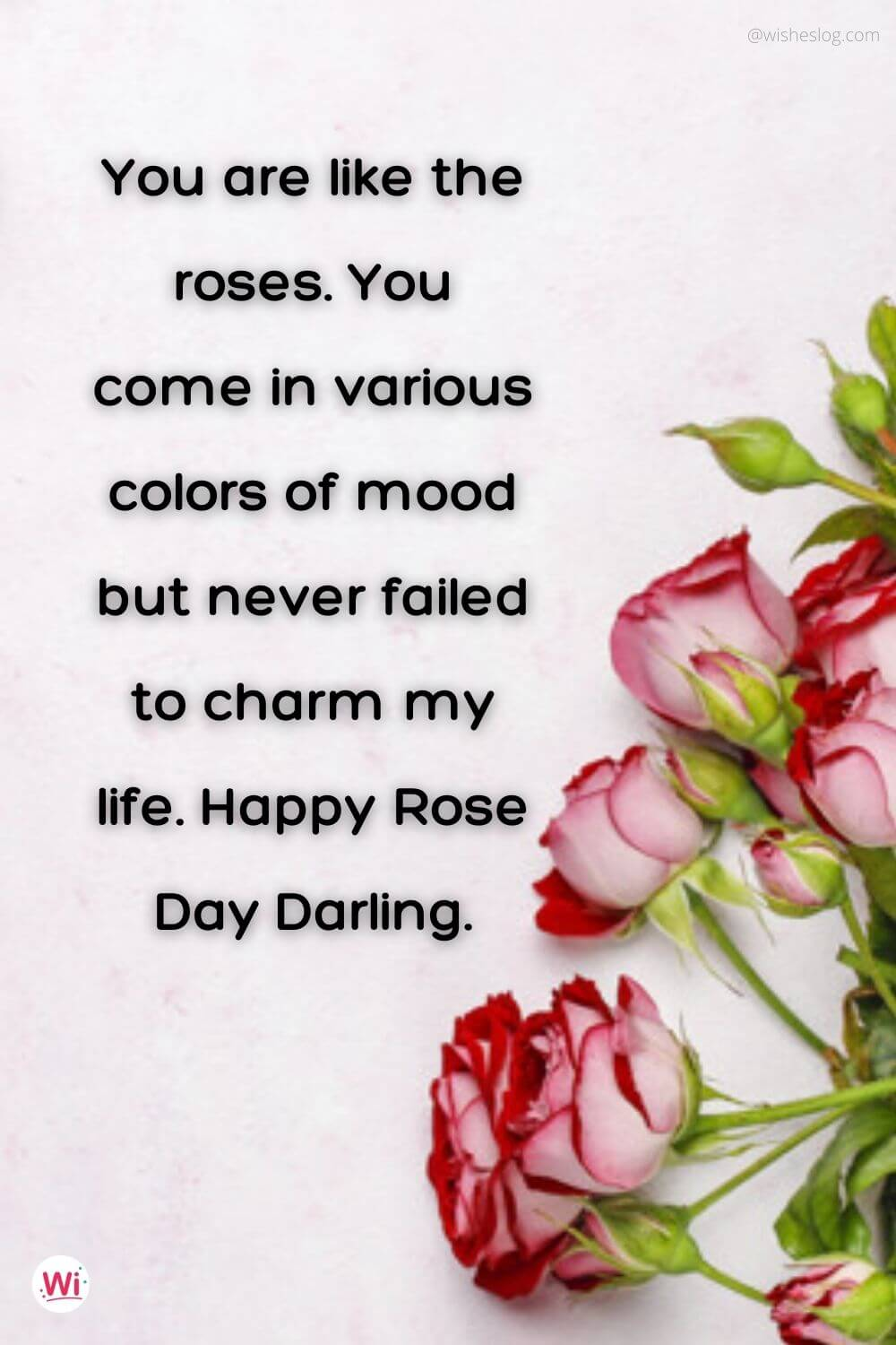 best rose day wishes for girlfriend