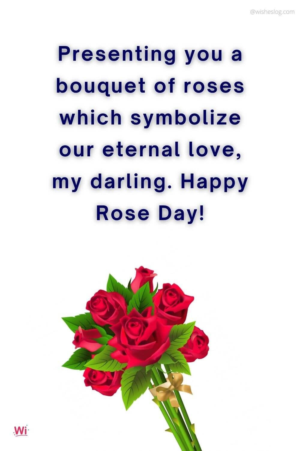 rose day msg for gf