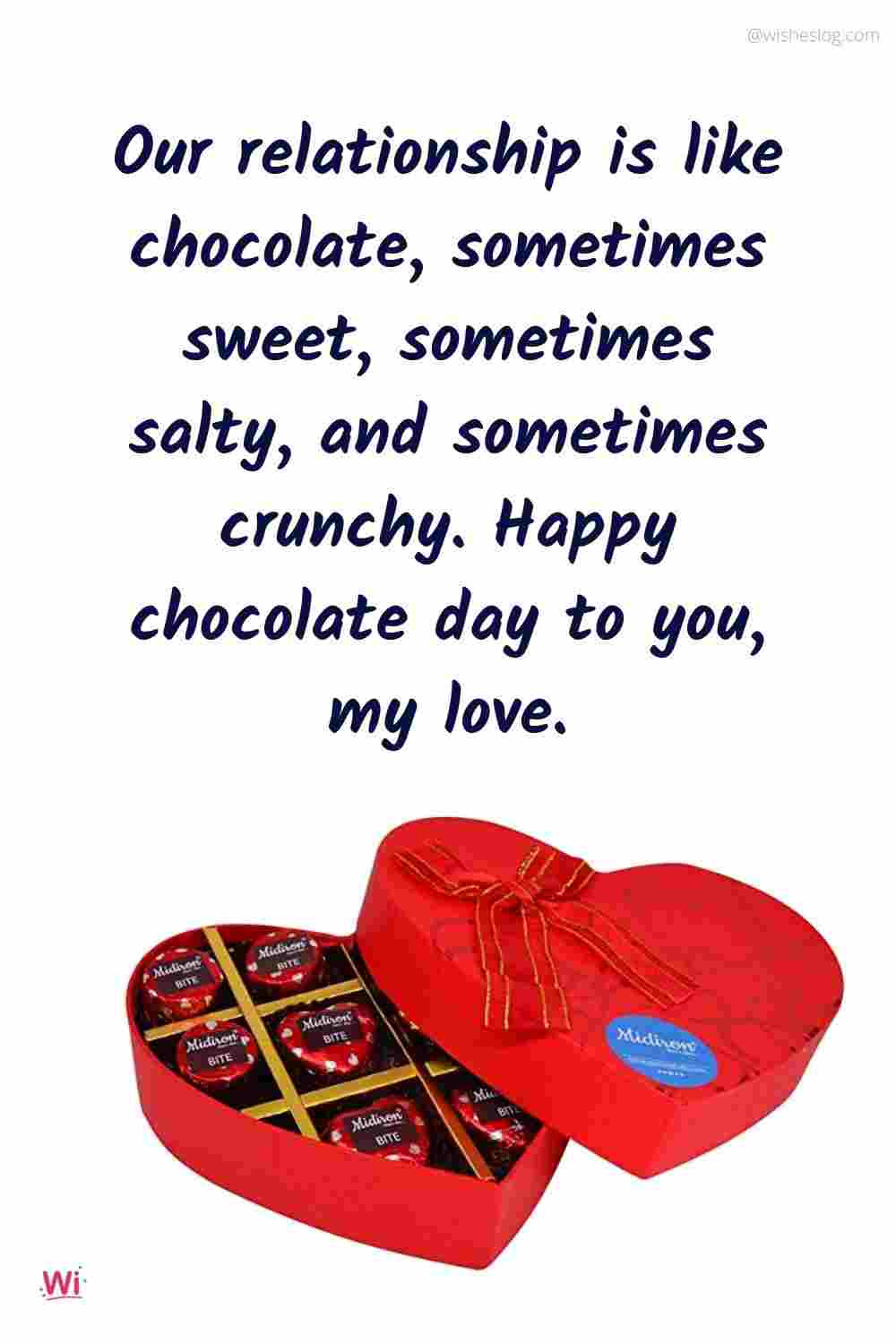 9 february chocolate day