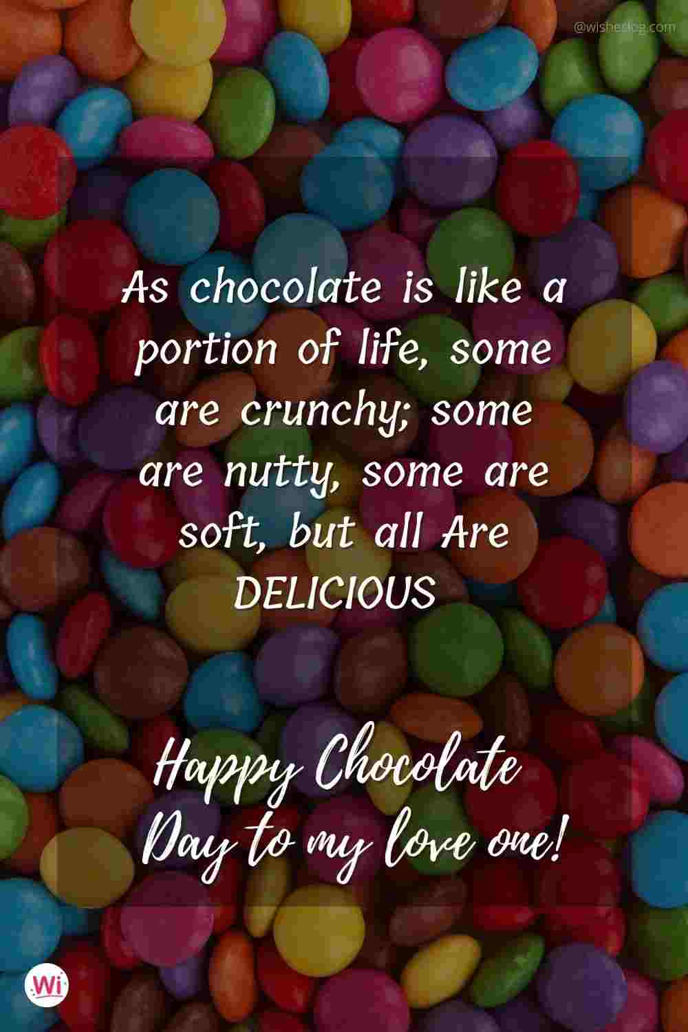 today chocolate day