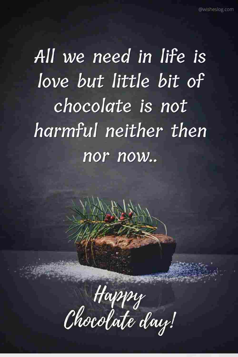 chocolate day in feb