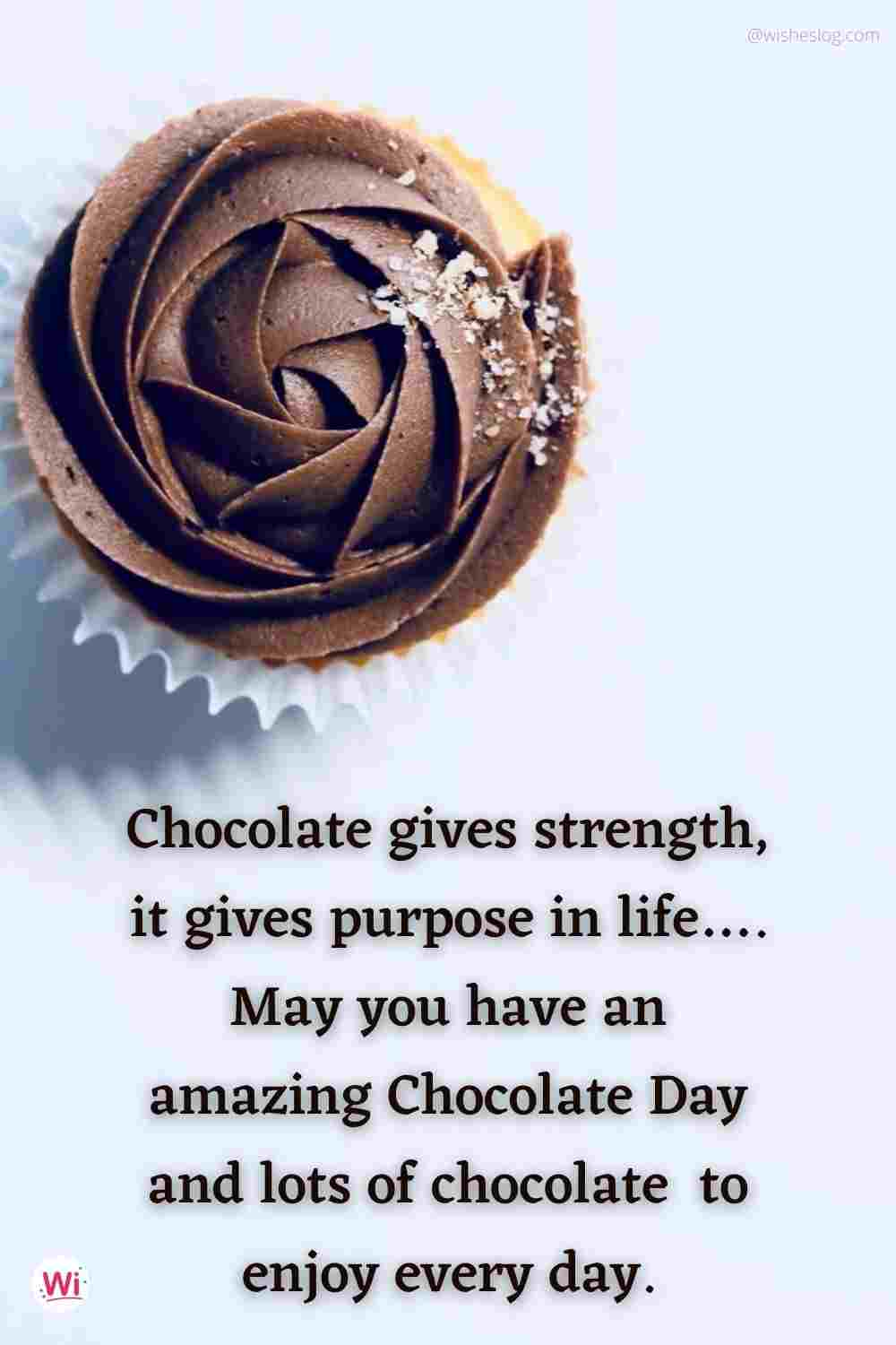 happy chocolate day quotes for girlfriend