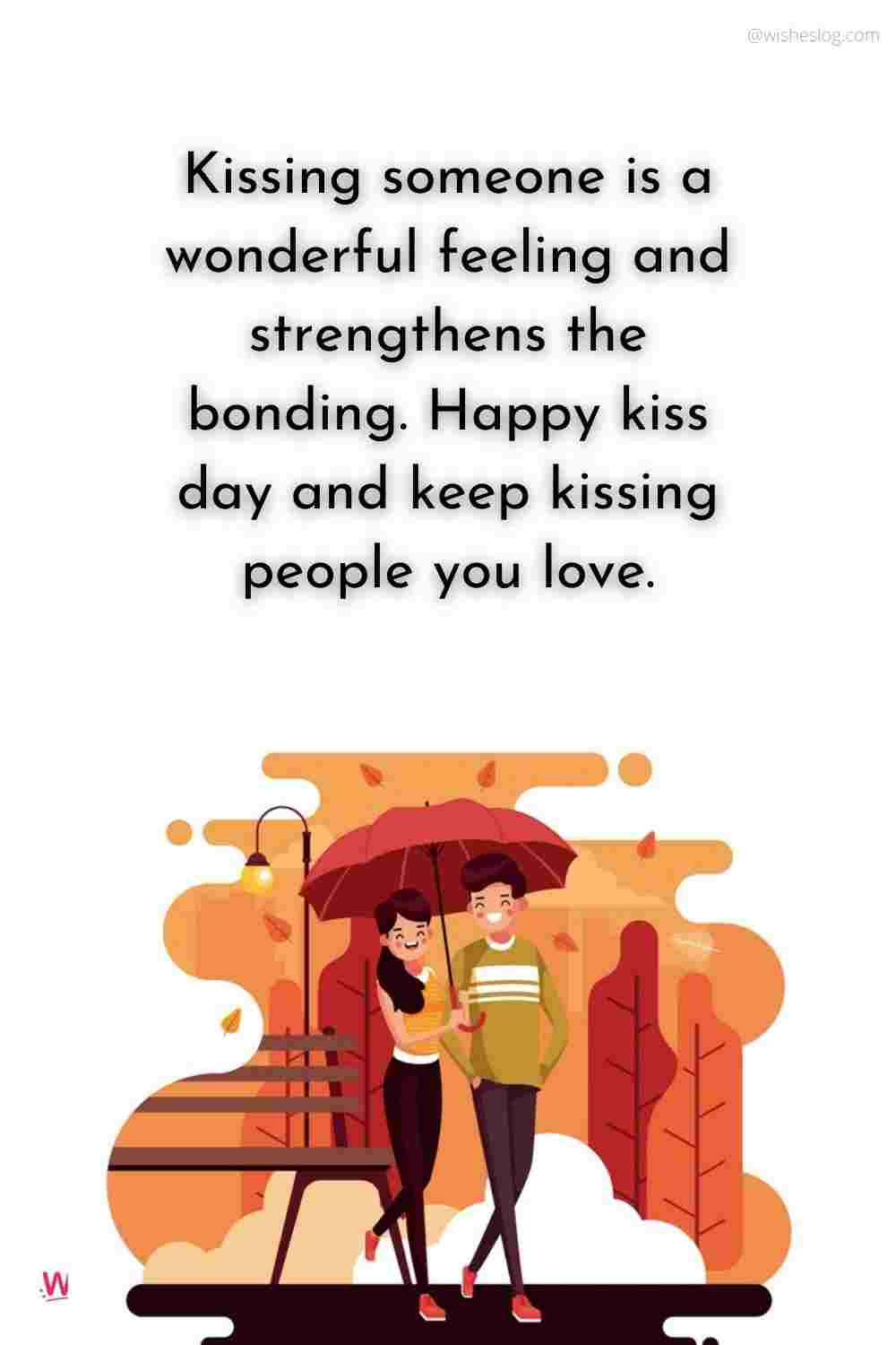 kiss day msg