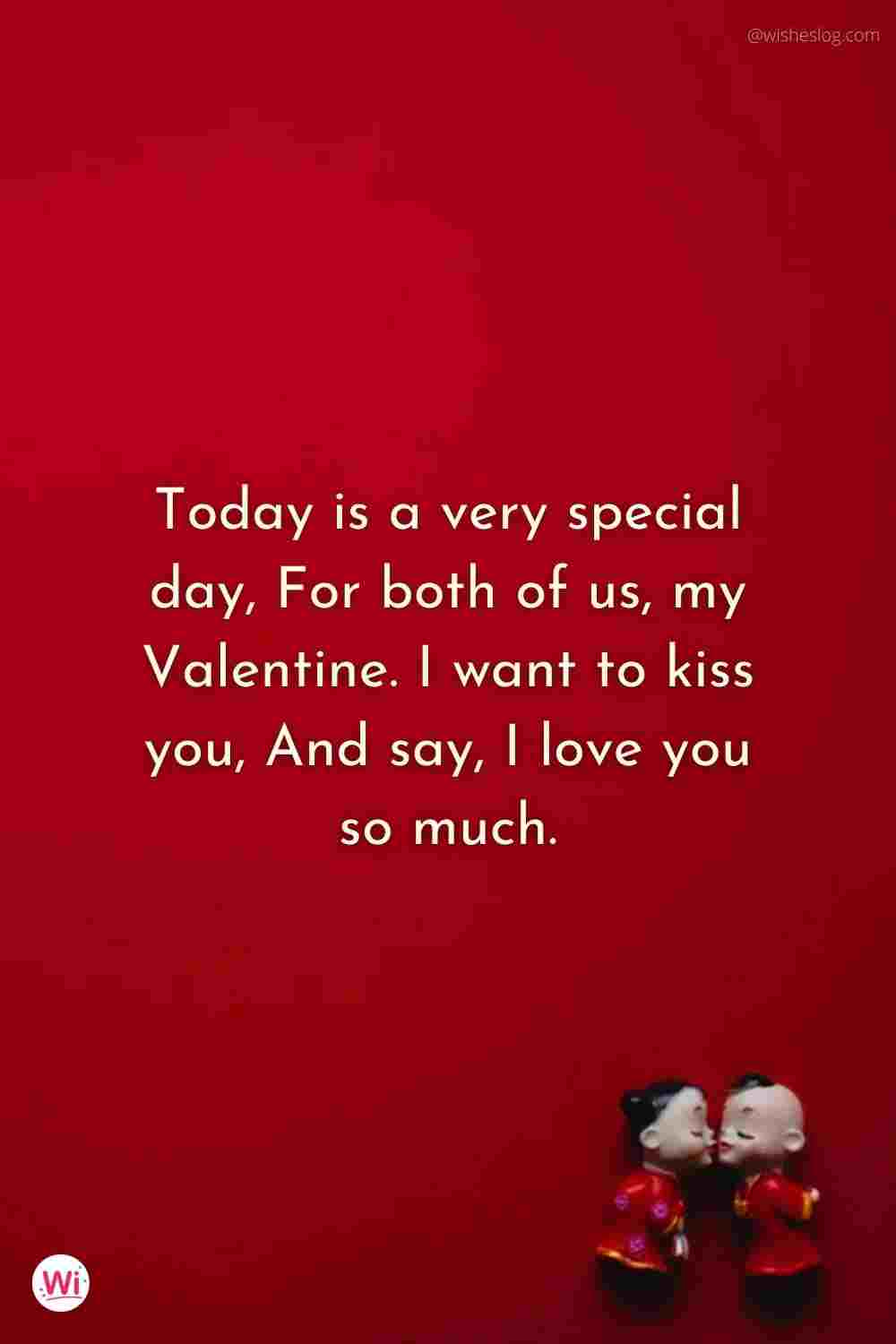 kiss day quotes for wife