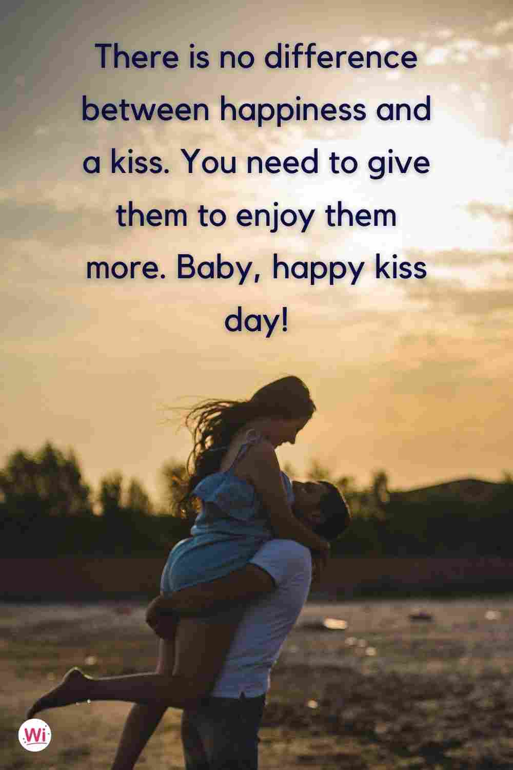 kiss day images for girlfriend
