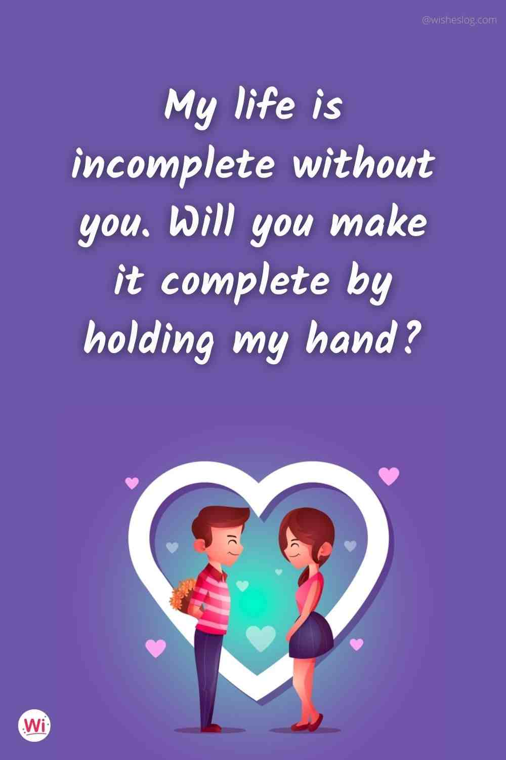 love propose day
