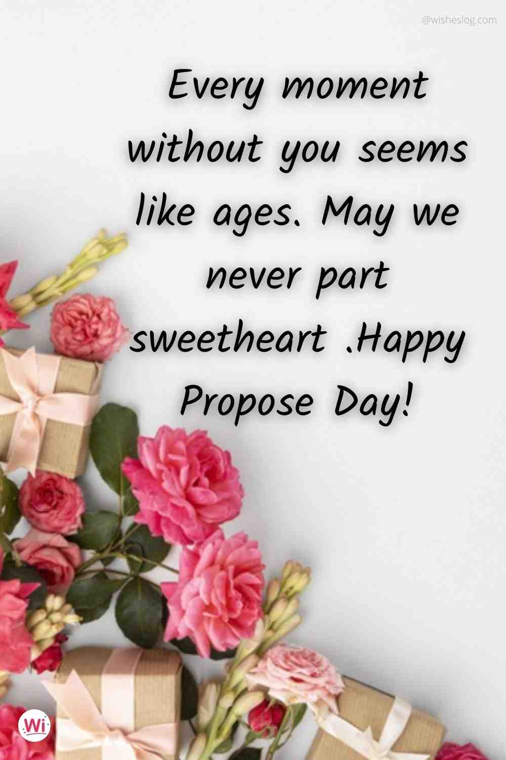 propose day message