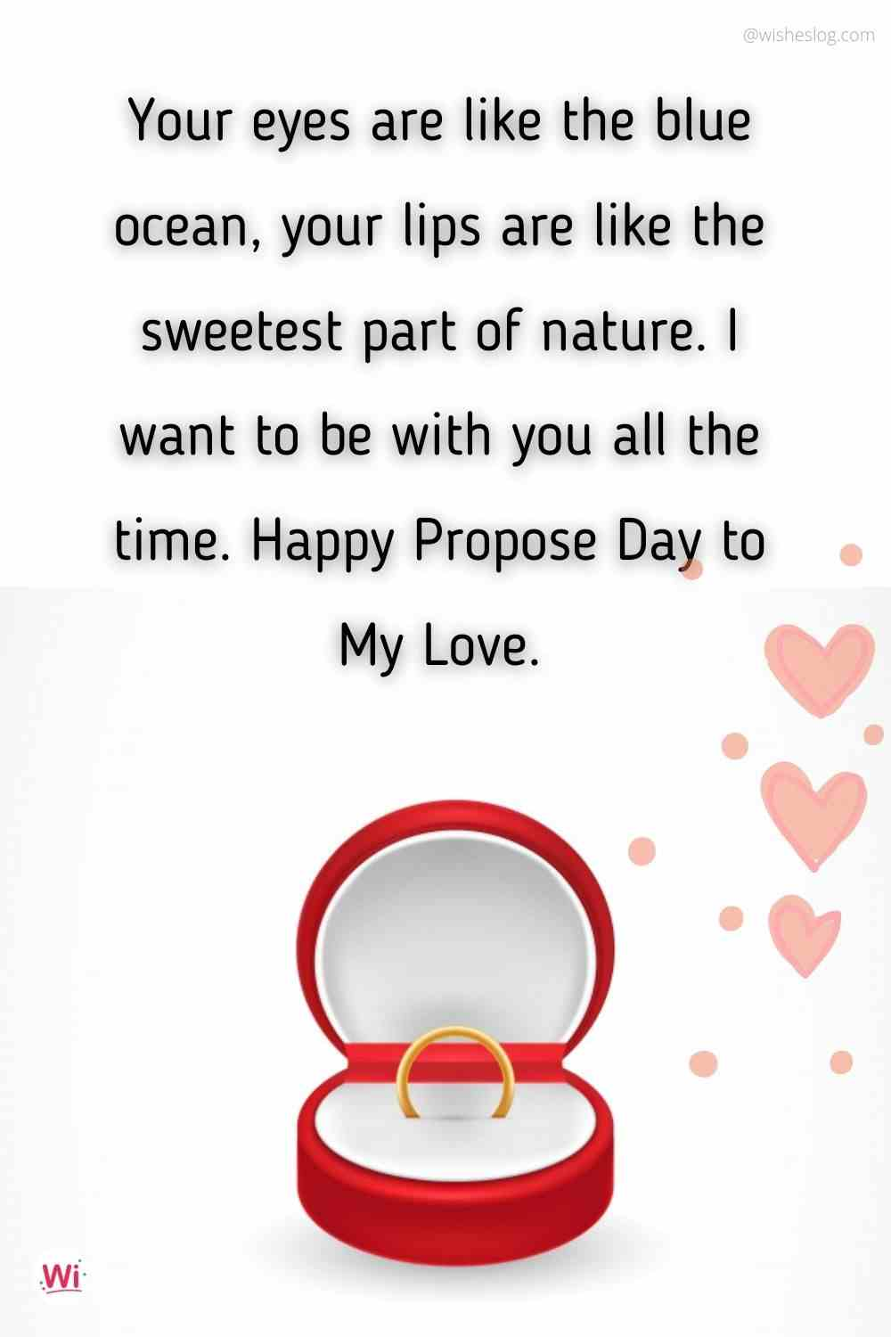 happy propose day wishes for girlfriend
